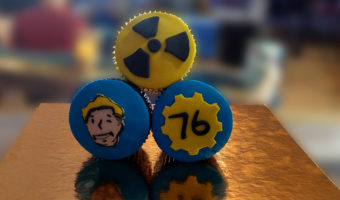 Fallout Cupcakes