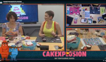Cakexplosion #2 – Pokéball Cupcakes