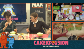 Cakexplosion #5 Assassin's Sweets