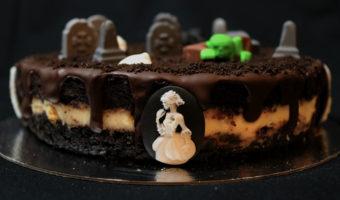 Friedhof Oreo Kuchen